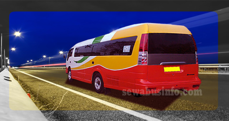 microbus elf long