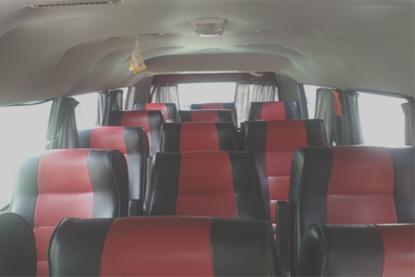 Microbus elf long