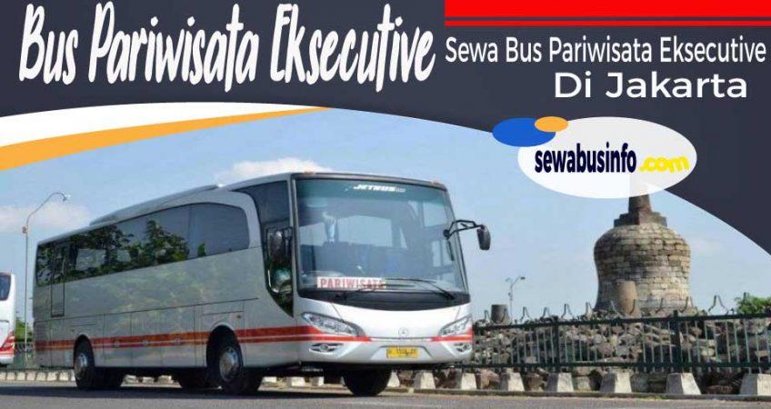 bus pariwisata eksecutive