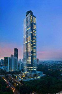 daftar gedung tertinggi, gedung pencakar langit, gedung tinggi di Jakarta, gedung perkantoran Jakarta