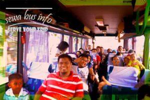 sewa bus, medium bus, sewa bus medium