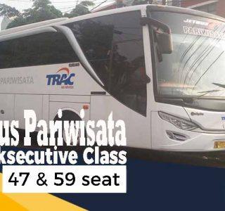 bus eksecutive pariwisata