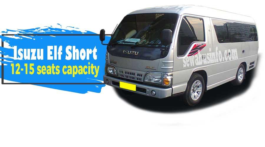 Microbus elf short