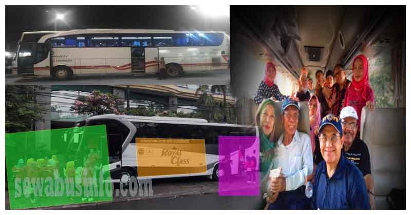 sewa bus pariwisata menginap